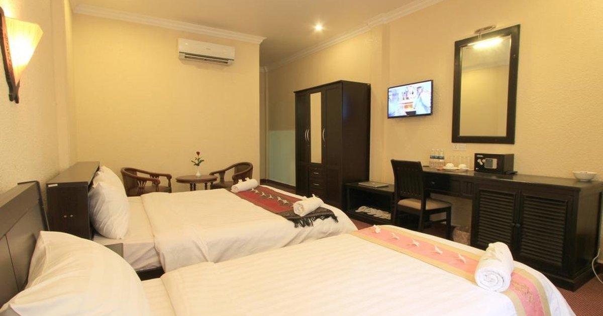 Cambofriend Home Suite Hotel
