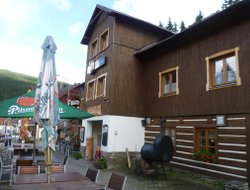 Top-7 hotels in the center of Pec pod Snezkou