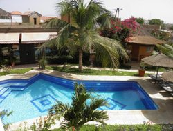 Saly Portudal hotels with swimming pool