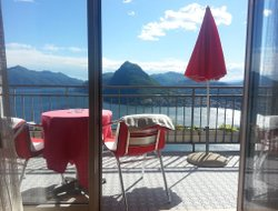 Lugano hotels with lake view