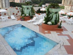 Top-10 hotels in the center of Serra Negra