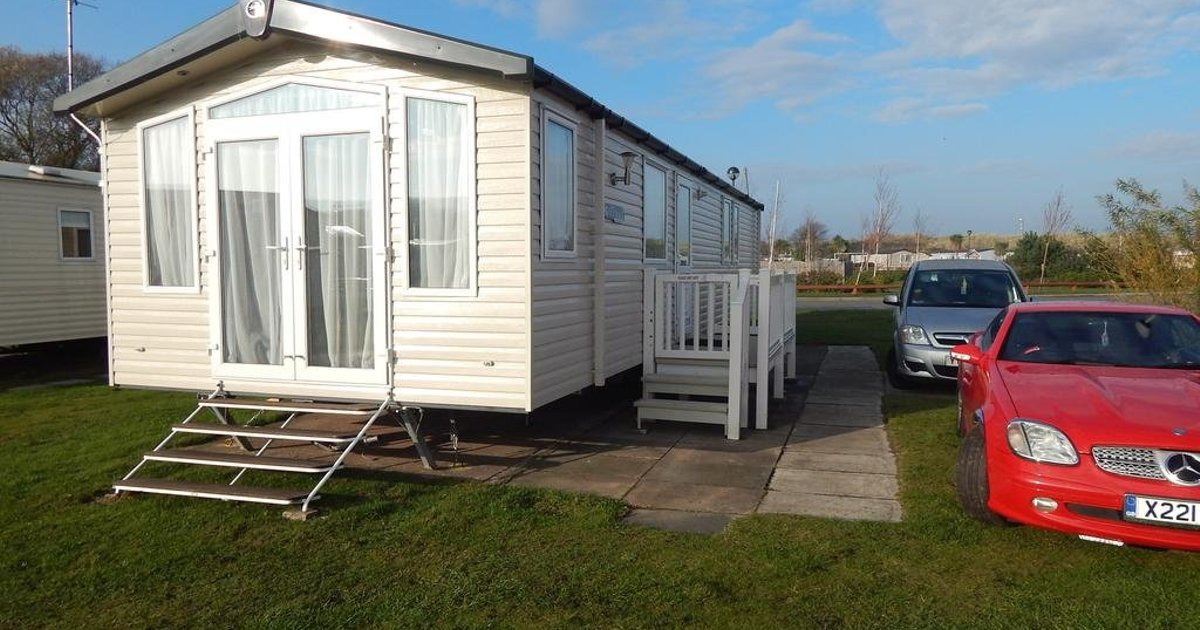 Presthaven Sands Holiday Park 3 and 2 Bed Platinum Caravan