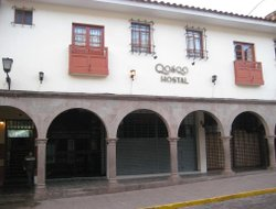 Top-10 hotels in the center of Cusco