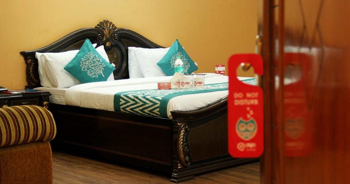 Oyo Rooms Noida Sector 39