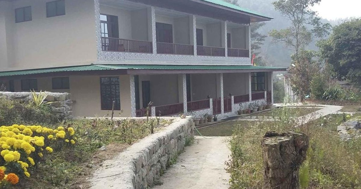 V Resorts Bliss Village Sikkim