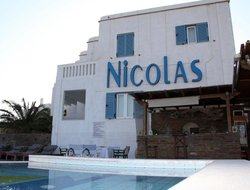 Andros Town hotels with swimming pool