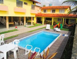 Tamandare hotels with swimming pool