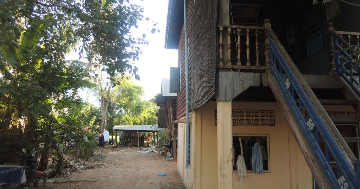 Krabey Real Homestay