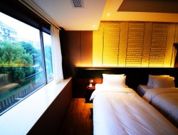 Nanjing hotels with lake view