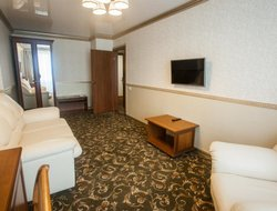 Top-9 hotels in the center of Arkhangelsk