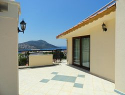 Kalkan hotels for families with children