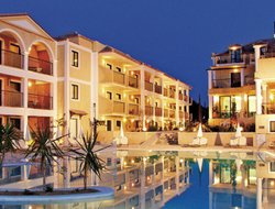 Top-10 hotels in the center of Tsilivi-Planos