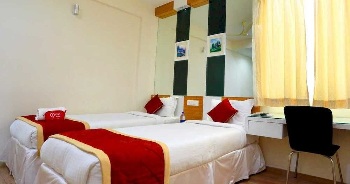 Oyo Rooms Kondapur Gachibowli Road