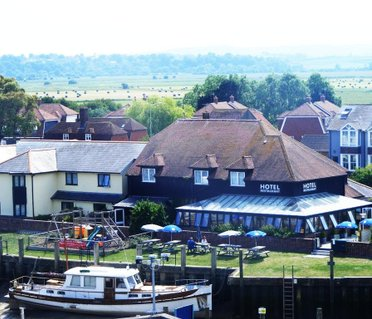 The River Haven Hotel