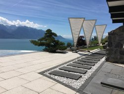Montreux hotels with lake view