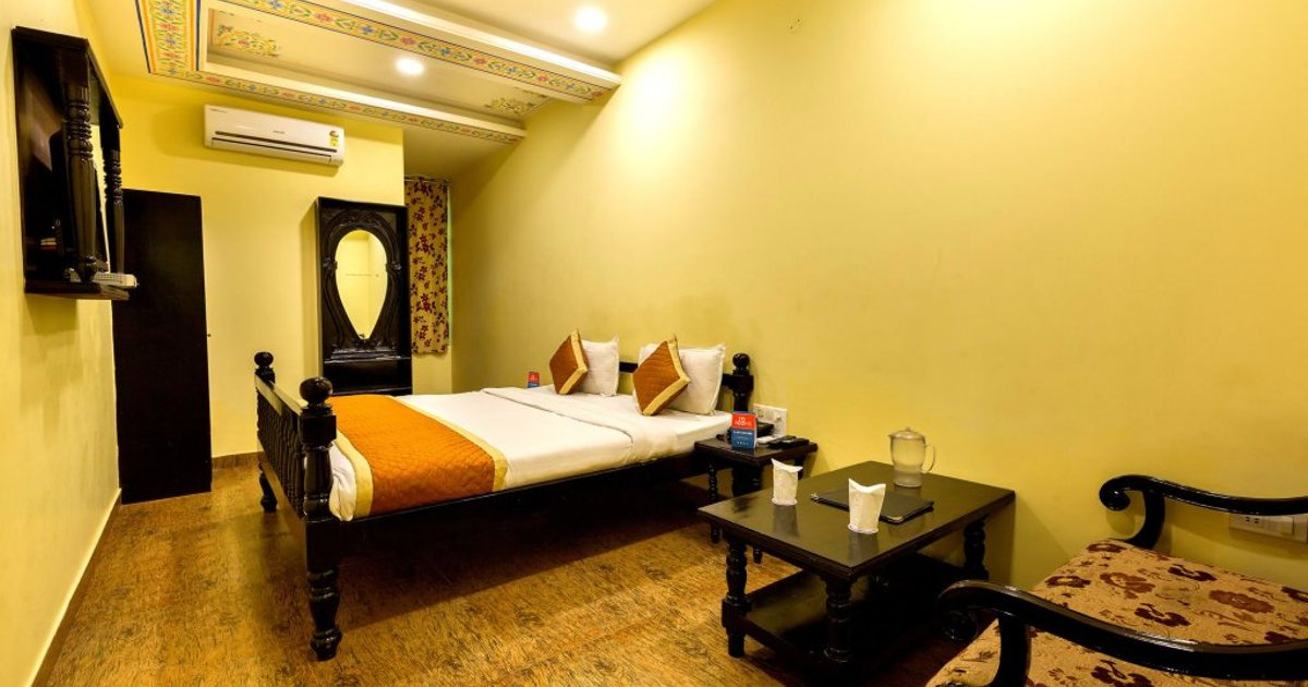 Zo Rooms Sc Road Sindhi Camp 1St And 2Nd Floor Jaipur