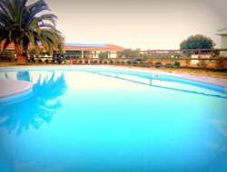 Capoterra hotels with swimming pool
