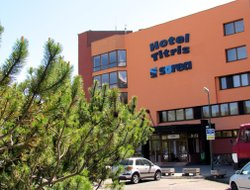 Top-6 hotels in the center of Tatranska Lomnica
