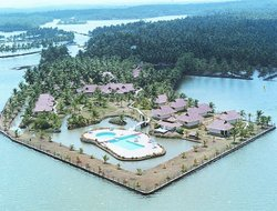 Kollam hotels with swimming pool
