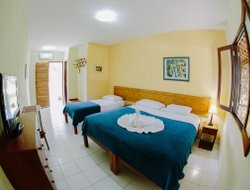 Top-3 hotels in the center of Maragogi