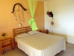 Punta Rucia hotels with sea view