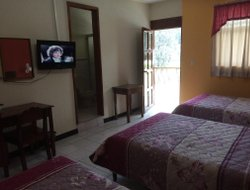 Top-4 hotels in the center of Quetzaltenango