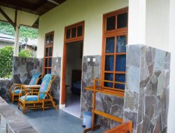 Bunaken hotels with sea view