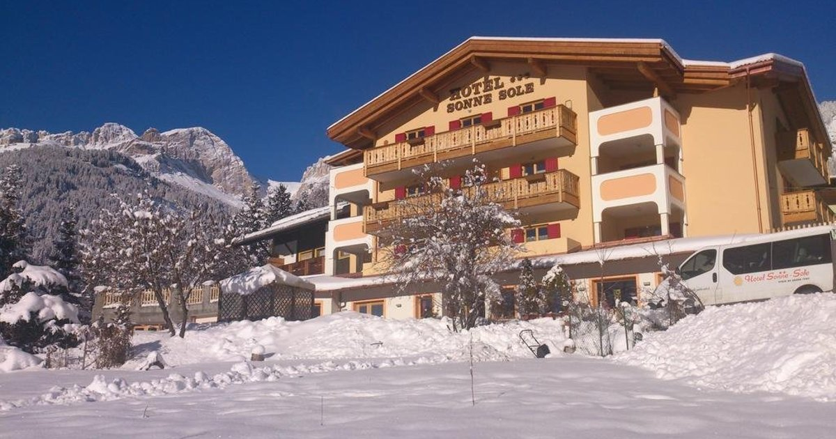 Hotel Sonne Sole