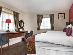 Top-9 hotels in the center of Shrewsbury