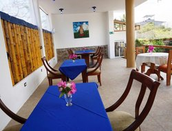 Puerto Ayora hotels with sea view