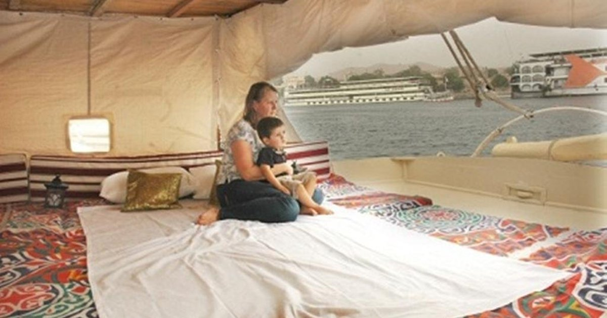 Oriental Dream Private Felucca