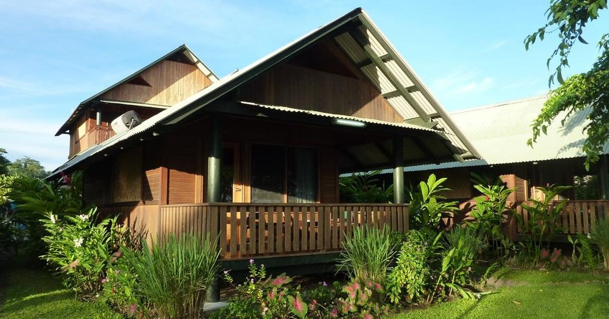 Kokopo Beach Bungalow Resort
