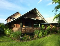 Papua New Guinea hotels with restaurants