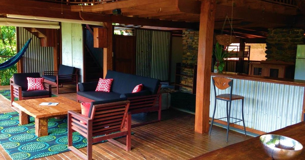 Noah Creek Forest Stay Eco - Huts
