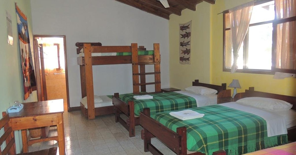 Hostal Albergue Espanol & Jungle Lodge