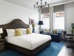 Top-10 of luxury New York City hotels