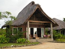 Madagascar hotels with restaurants
