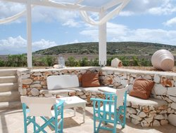 Paros Island hotels with Russian personnel