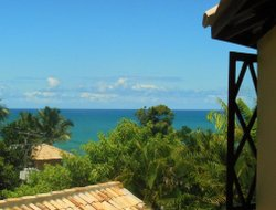 Arraial D'Ajuda hotels with sea view