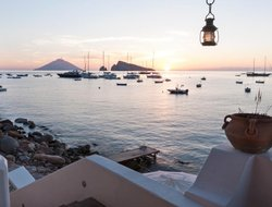 Panarea Island hotels with sea view