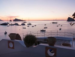 Panarea Village hotels with sea view