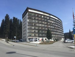 Arosa hotels with restaurants