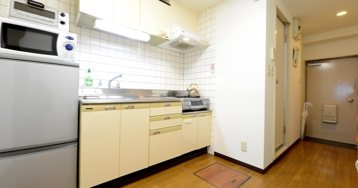 LiveinAsia Nakano 1BR Twin Apartment Type A2