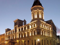 Top-7 hotels in the center of Ballarat
