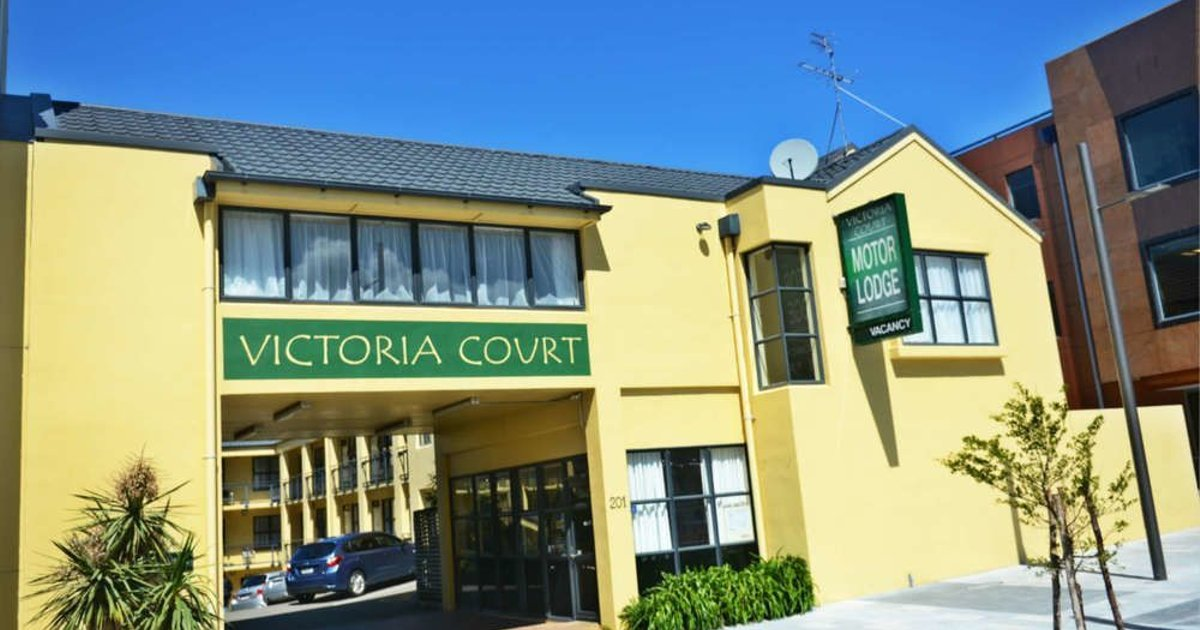 Victoria Court Motor Lodge