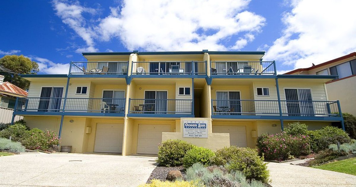 Lorne Ocean Sun Apartments