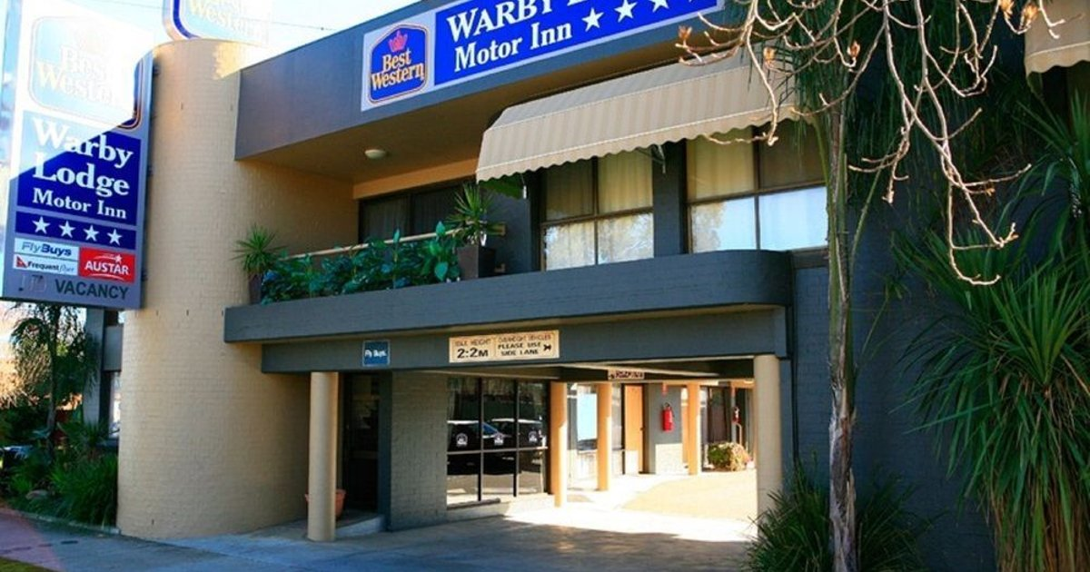 Best Western Warby Lodge