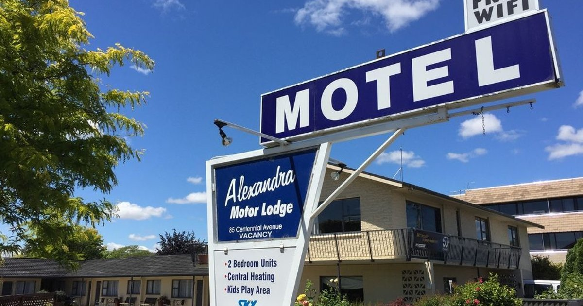Alexandra Motor Lodge