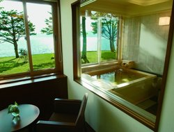 Chitose hotels with lake view