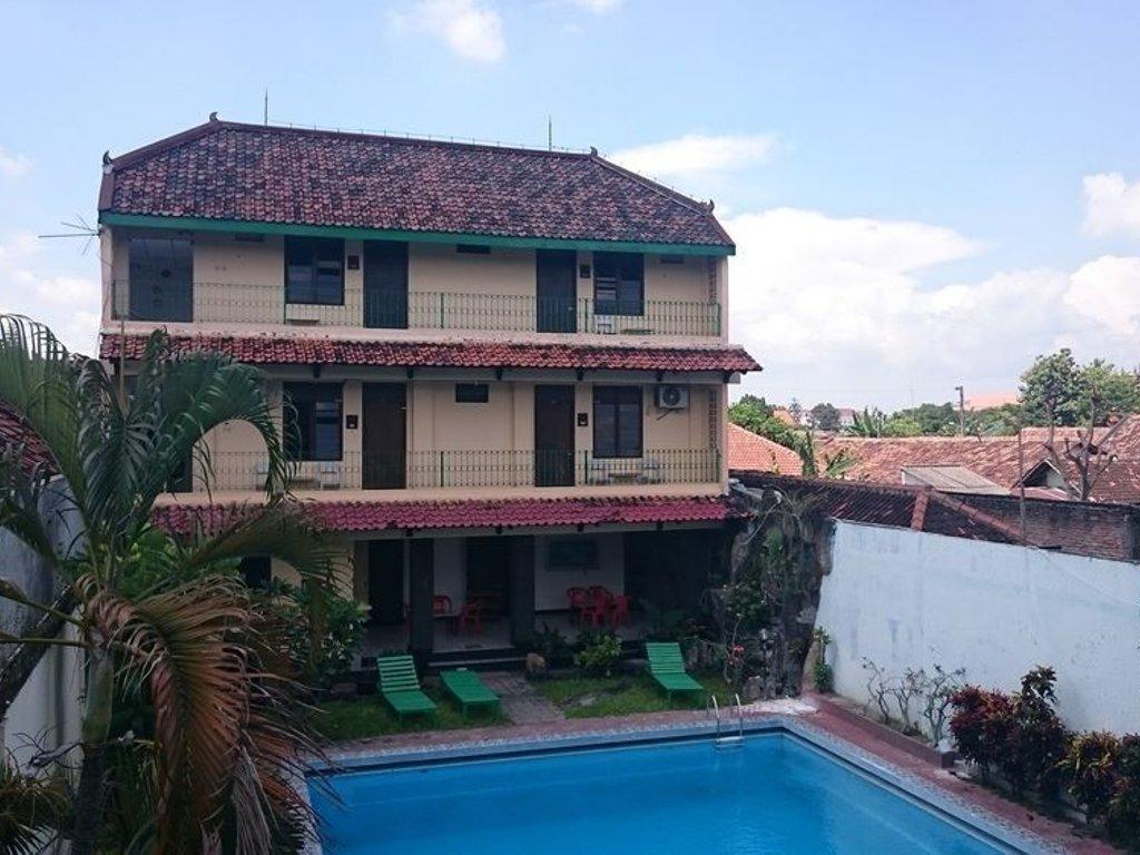 Guest House Jogja ada Kolam Renang